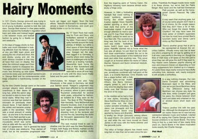 football hairstyles through the ages   angryofislington