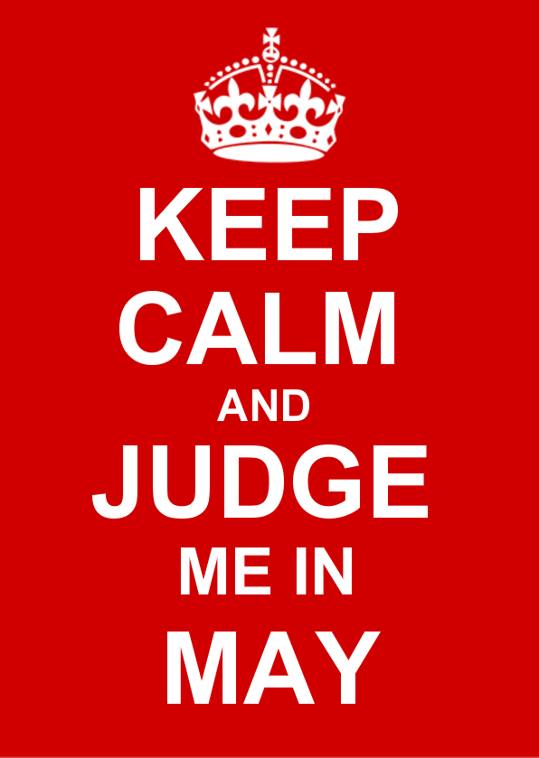 Image result for judge me in may wenger