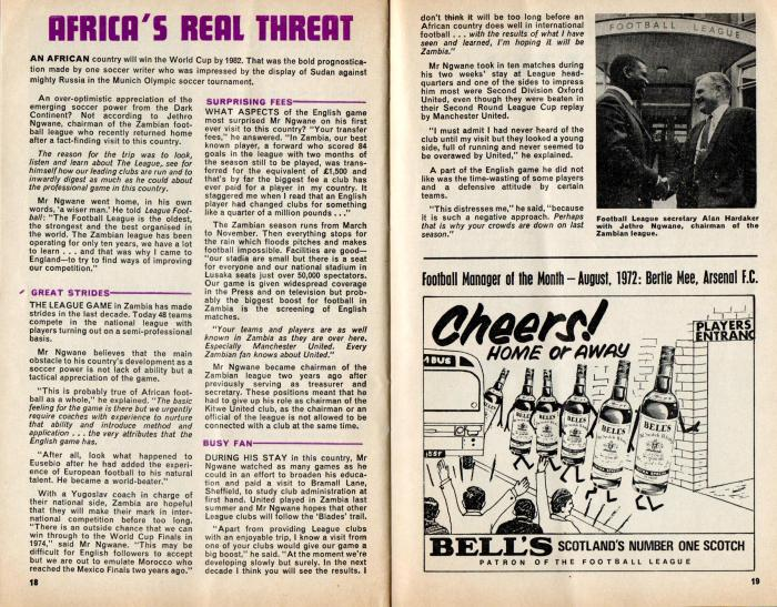 League Review 1972005
