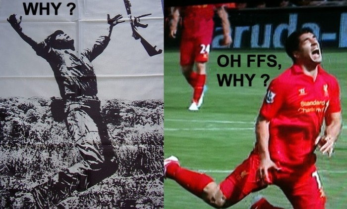 suarez and soldier