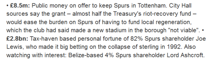 guardian spurs Aug2011