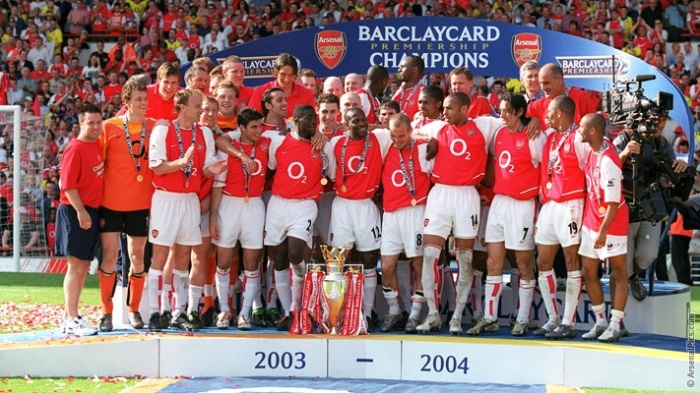 By far the greatest team Arsenal fans have ever seen