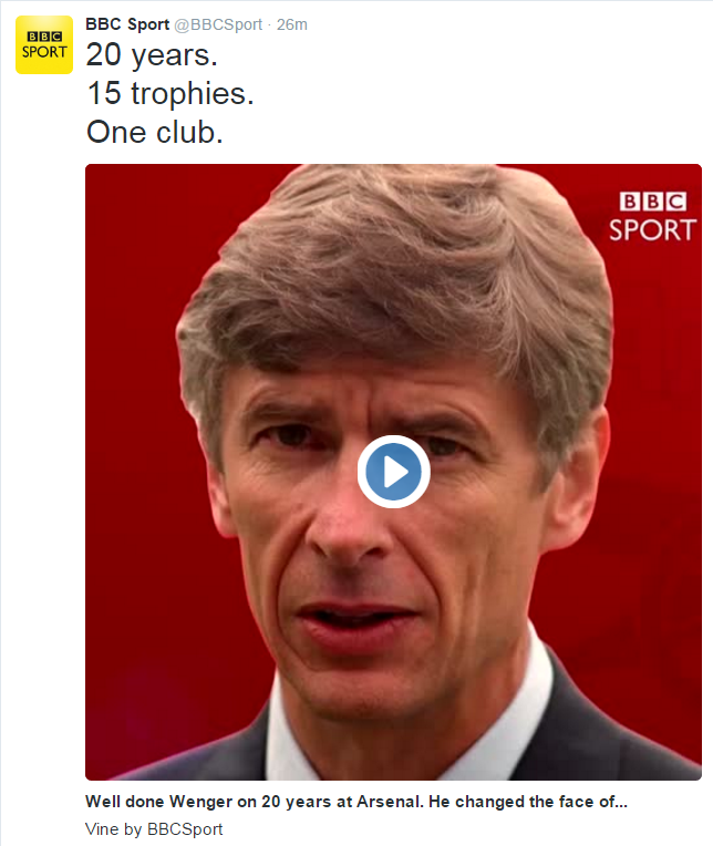 bbc-says-wenger-has-won-15-trophies