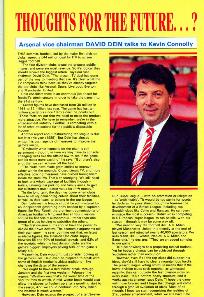 david-dein-on-changes-to-football-1989