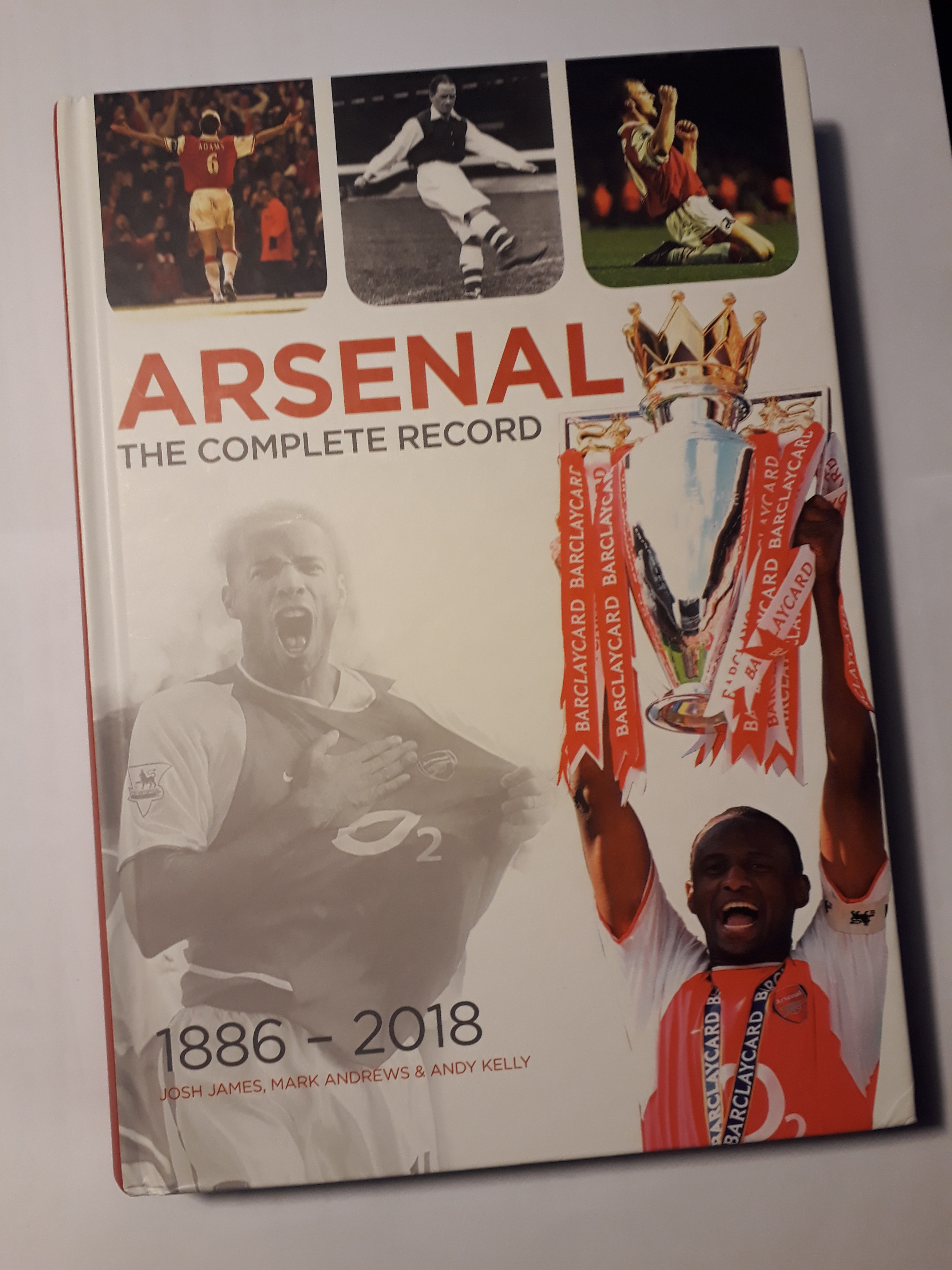 arsenal previous results
